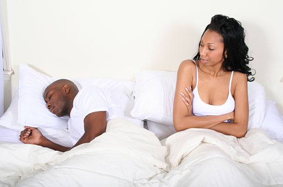 Sleep expert shares tennis ball trick to put an end to your partner's snoring