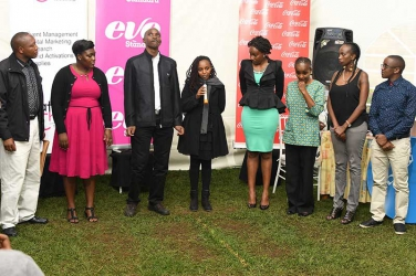 Tears of Joy at Eve's  Mother's day awarding ceremony (photos)