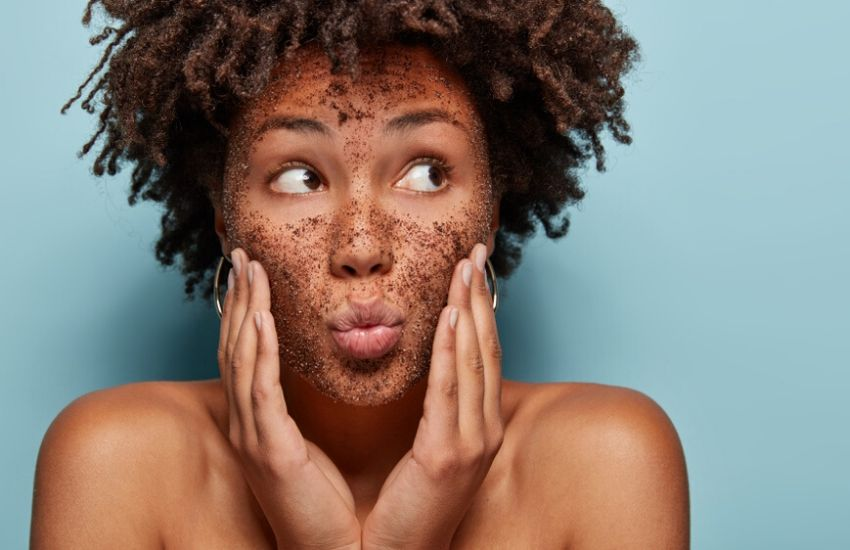 The dangers of using face scrubs