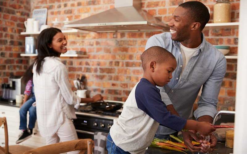 Six tips to make co-parenting easier