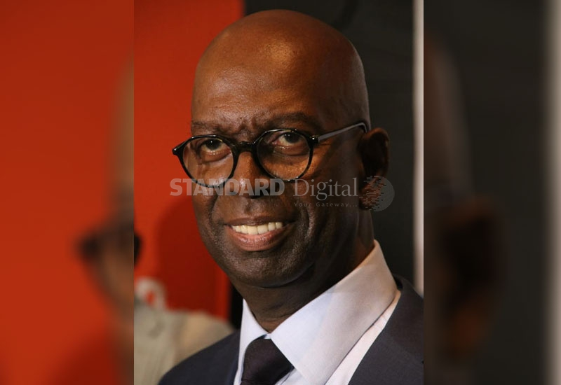 Bob Collymore, iconic business and family man