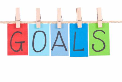 Easy steps on achieving your life goals and resolutions