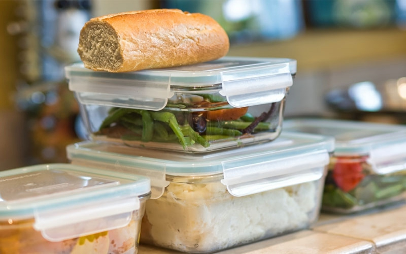 Five creative ways to use leftovers and avoid wasting food