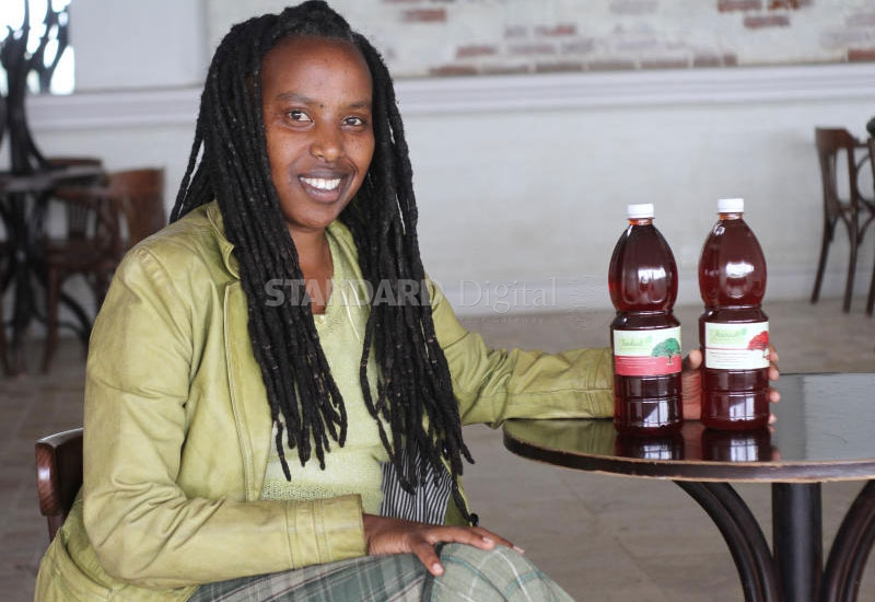 Harriet Chebet Ng'ok: I found the cure for menstrual pain