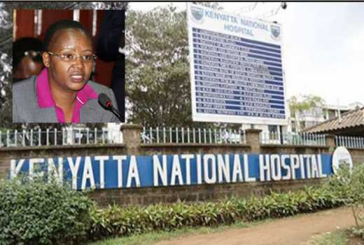 KNH changes time for collecting bodies to avoid meeting of mortuary attendants and new mothers