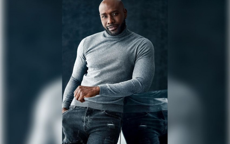 #MCM: Morris Chestnut, starting off the year right