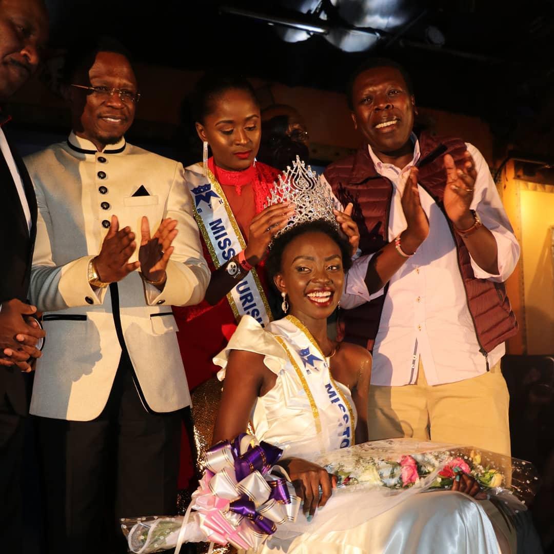 Sarah Pkyach crowned Miss Tourism Kenya 2018