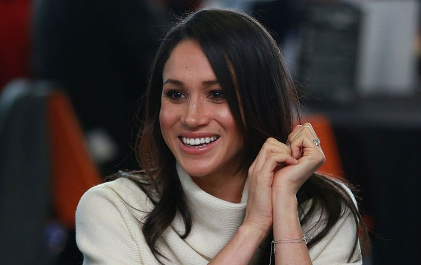People are getting a cute new face tattoo - and it's all because of Meghan Markle