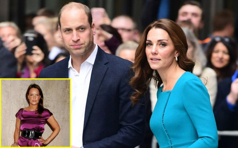 Prince William had 'passionate' relationship with pal just before meeting Kate