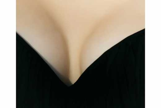 Revealed: Men who stare at women's bust live longer, research