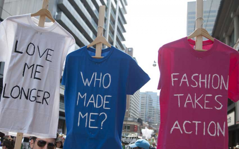 Sustainable fashion and what it's all about