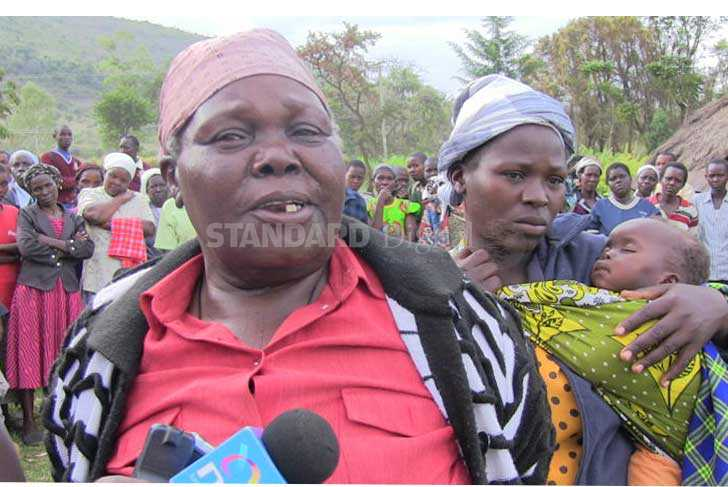 Tears of joy as Kericho woman reunites with family 20 years after vanishing from home