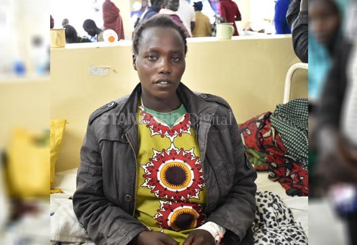 Tragedy: 'I lost three children in the landslide horror'
