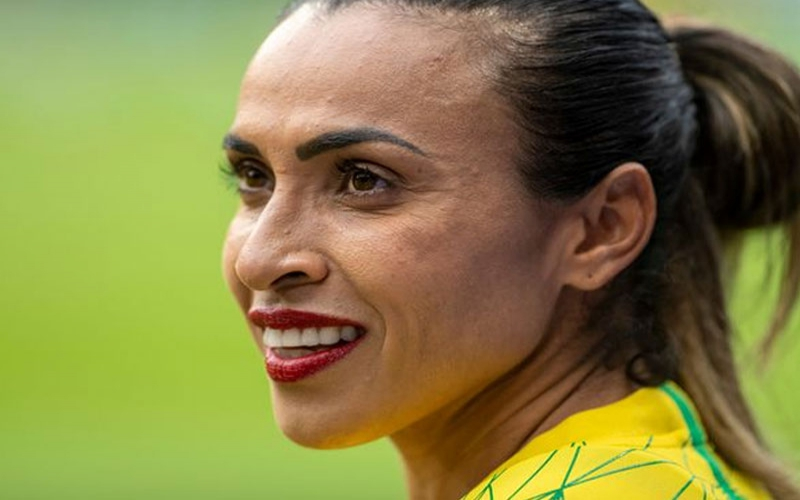 Why Brazil star Marta wore lipstick in Women's World Cup clash with France