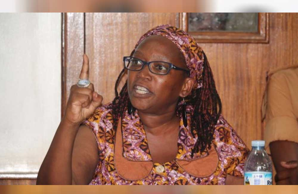 Why controversial Ugandan activist Stella Nyanzi was arrested