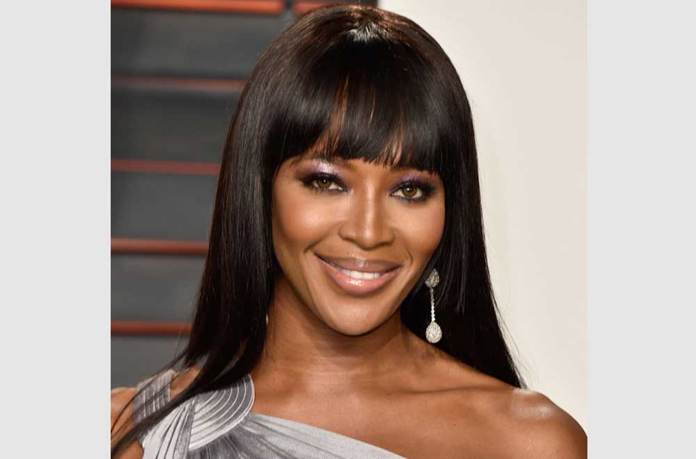 Why Supermodel Naomi Campbell is in Kenya