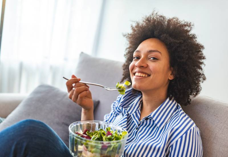 Tips on how to restart your healthy eating habit