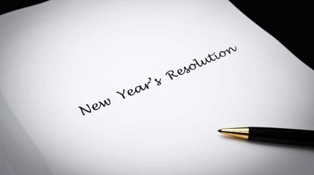 Why do we decide to make life changes at New Year and not any other time?