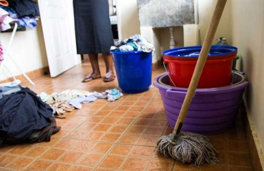 Why hiring two househelps doesn't end well for a Kenyan mama