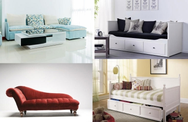 Spice up your room! Why we recommend getting a daybed.