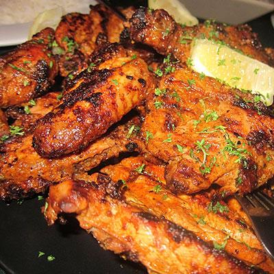 African Chicken Periperi