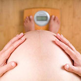 Being overweight could affect your chances of getting pregnant