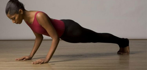 4 moves to perfect thighs and butt
