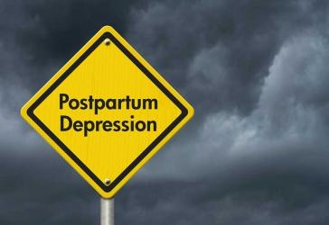 Just what causes postpartum depression?