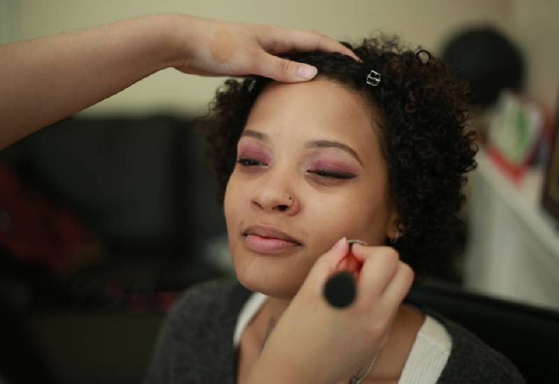 Beauty billions: The cost of styling and applying makeup