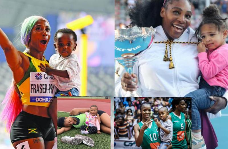 Breastfeeding at half-time: Motherhood in the eyes of female athletes