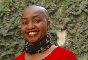 Carol Makandi Nkinda recounts her journey of hair-loss, denial, stigma and finally embracing baldness.