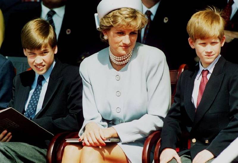Diana worried William and Harry would be 'embarrassed' by her after tell-all interview