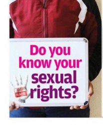 Do you know your sexual rights?