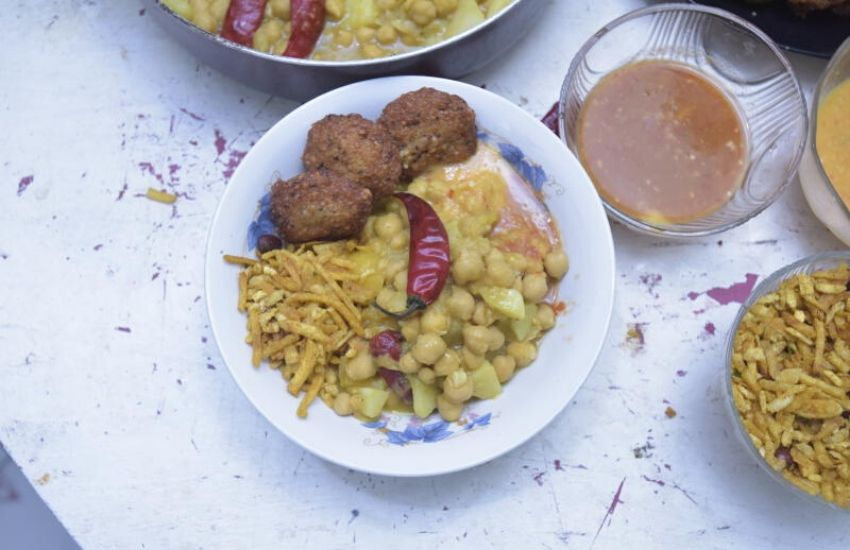 Easy recipe: Chickpeas with a twist