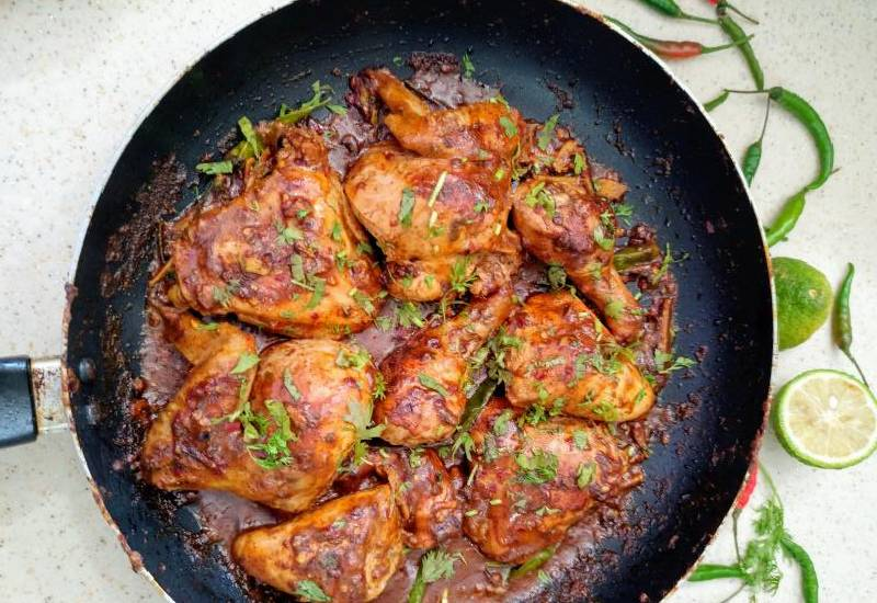 Easy recipe: Spicy Swahili chicken