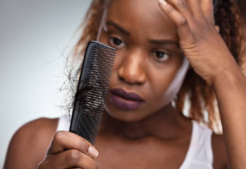 Eight effective tips to control hair fall