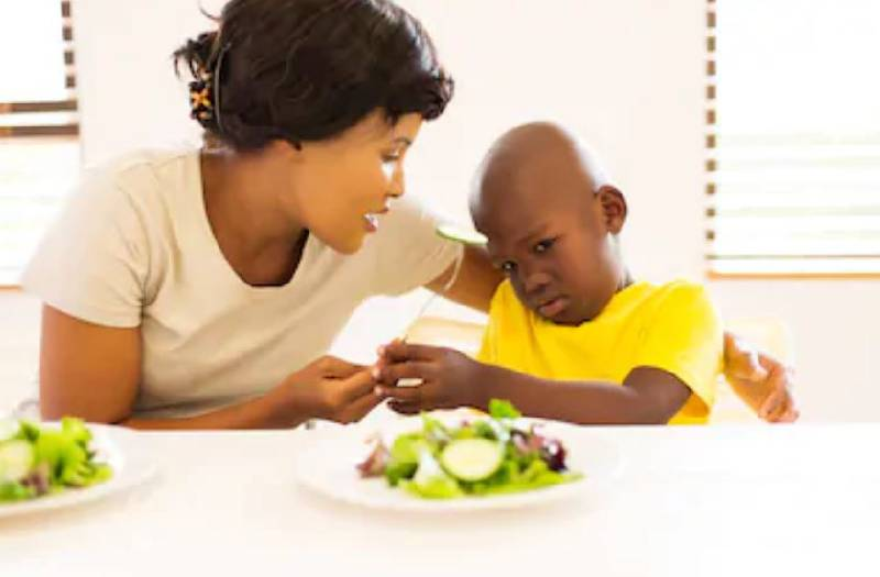 Eight ways to get your child to eat veggies