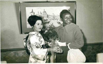 Elizabeth Mumbi Madoka- Miss Uhuru (Miss Independence)