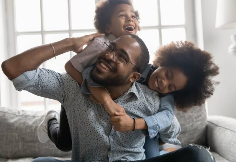 Five dating tips for single dads