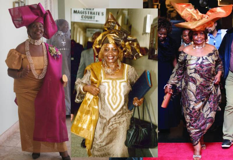 Five fashion lessons from the late Orie Rogo Manduli