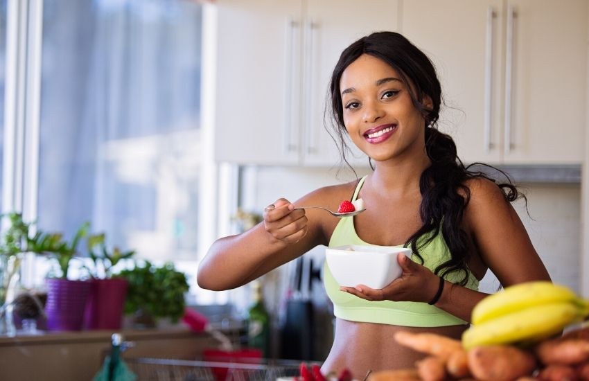 Five foods to eat to boost your uterus' health