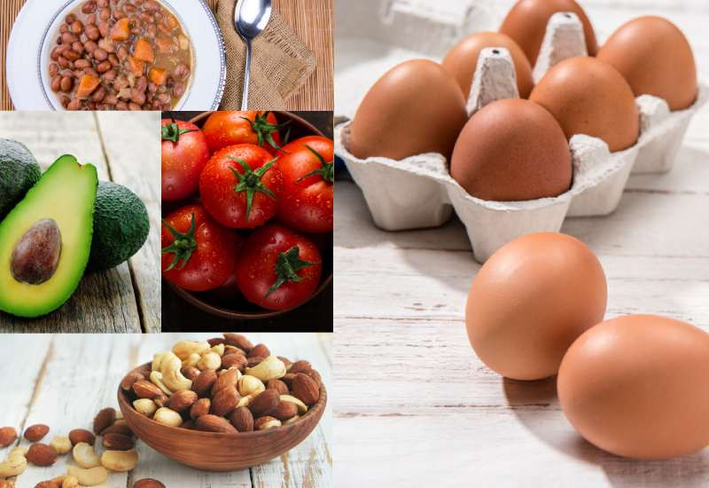 Five foods that help strengthen the skin, hair and nails