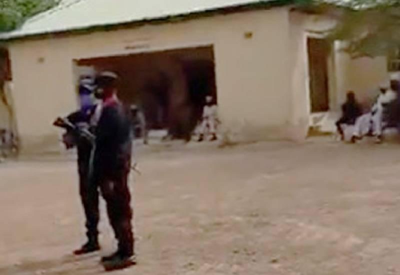 Gunmen storm secondary school, kidnap over 300 girls in Nigeria