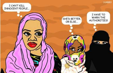 How did we let our girls be terrorists?