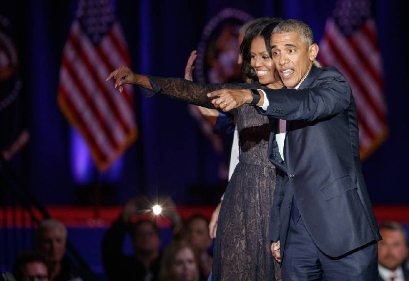 How the Obamas made Sh6.5 billion with three book deals