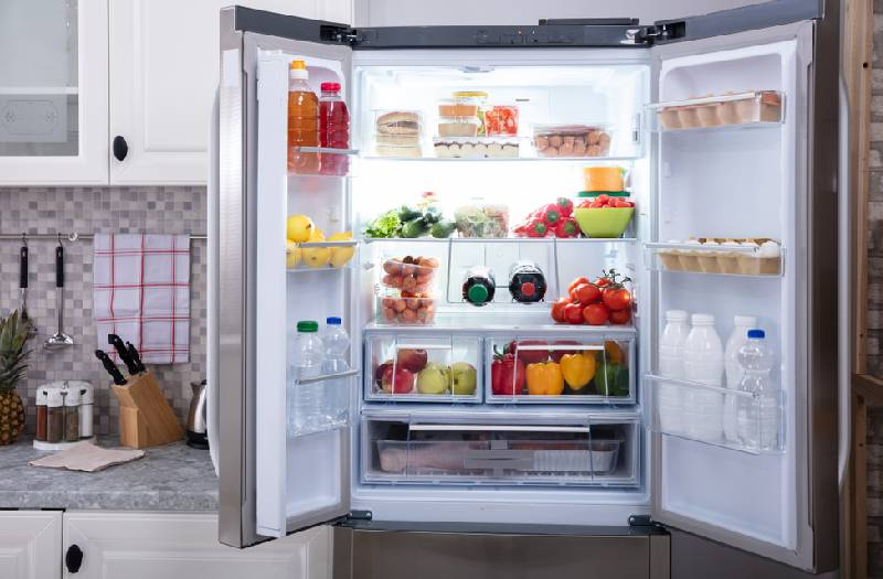 How to arrange or store food in your fridge