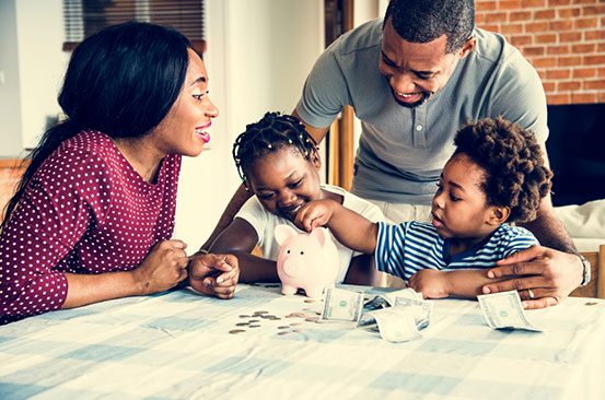 How to improve your family's finances