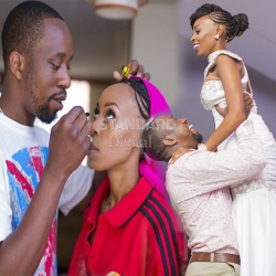 Why my husband-to-be had to do my make-up