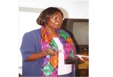 Introducing Pamela Mboya: Late wife to the legendary Tom Mboya