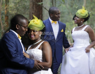 Glam wedding: Her bank account did the magic!